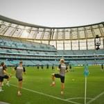 Euro 2020. Pusty stadion w Baku przedmiotem szydery. Czy pan to przemyślał, panie Platini?