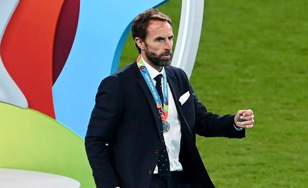 Euro 2020. Southgate: Jesteśmy bardzo rozczarowani