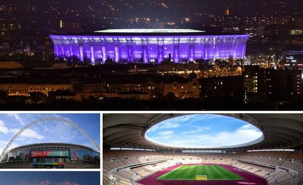 Euro 2020. Stadiony, na których rozegrają się mistrzostwa [ZDJĘCIA]