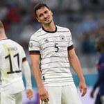 Euro 2020. Syn Matsa Hummelsa cieszył się z... samobójczego gola