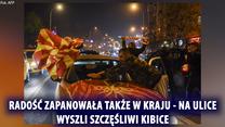 Euro 2020. Szalona radość Macedończyków po awansie. Wideo