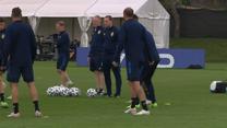 Euro 2020. Szwecja trenuje przed starciem z Polską. Wideo
