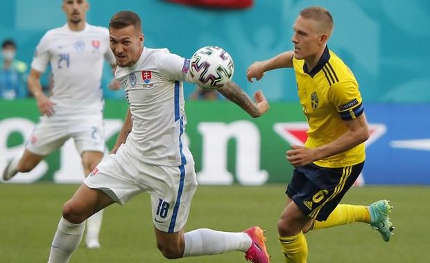 Euro 2020. Szwecja wygrywa ze Słowacją. Skomplikowana sytuacja Polaków