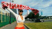 Euro 2020. Szybka kontra z Sankt Petersburga po meczu ze Słowacją. Wideo