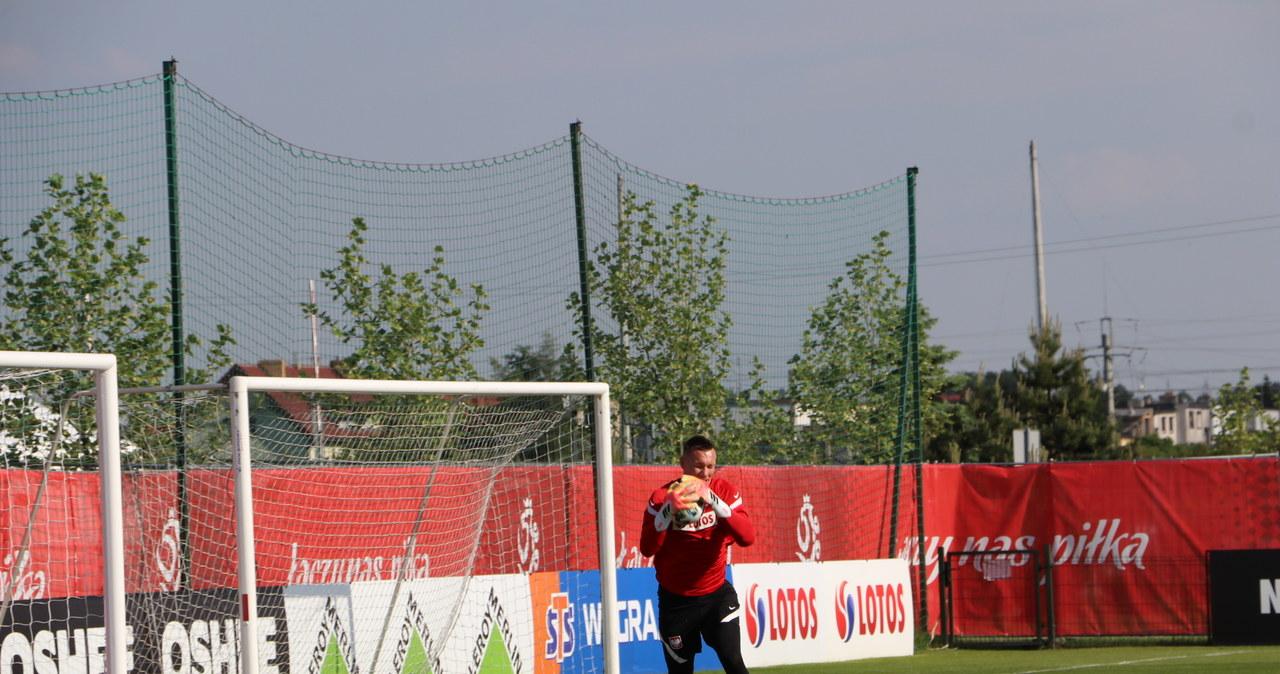 Euro 2020. Trening piłkarzy w Opalenicy