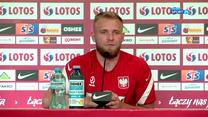 Euro 2020. Tymoteusz Puchacz zdradził, kto od lat wytyka mu błędy (POLSAT SPORT) Wideo