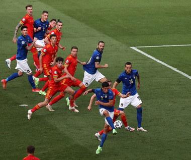 Euro 2020. Walia nie dała rady Włochom, ale melduje się w 1/8 finału