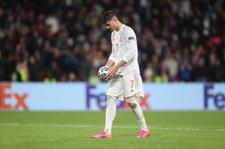 Euro 2020. Włoscy fani zaatakowali Alvaro Moratę