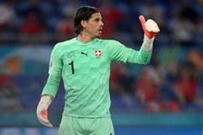 Euro 2020. Yann Sommer z największa liczbą obronionych strzałów