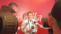 Euro 2020. Zbigniew Boniek: Włosi grają nieprawdopodobną piłkę. Wideo