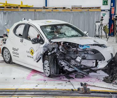 Euro NCAP. Pierwszy test według nowych zasad