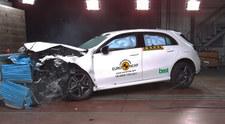 """0007OGP7SI8MFCDW-C307 Euro NCAP rozbiło kolejne auta. Nie ma samych """"piątek"""""""