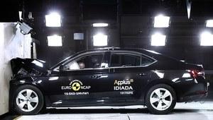 Euro NCAP sprawdziło kolejne auta