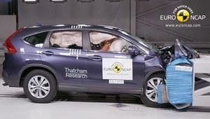 Euro NCAP testuje Citroena C4 i Hondę CR-V