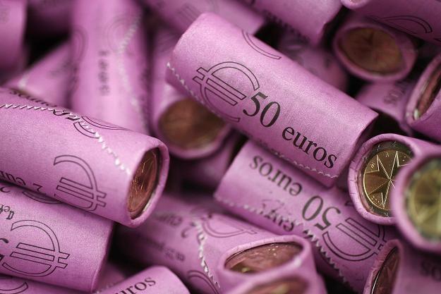 Euro osłabnie? /AFP