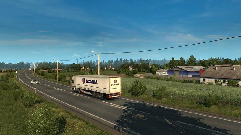 Euro Truck Simulator 2: Bałtycki Szlak /materiały prasowe