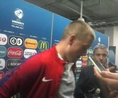 Euro U-21. Jordan Pickford o meczu z Niemcami. Wideo