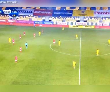 Euro U-21. Kuriozum w meczu Duńczyków z Rumunią. Sceny jak z mundialu. Wideo