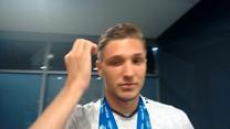 Euro U21. Niklas Stark po wygranym finale z Hiszpanią (1-0) - wideo