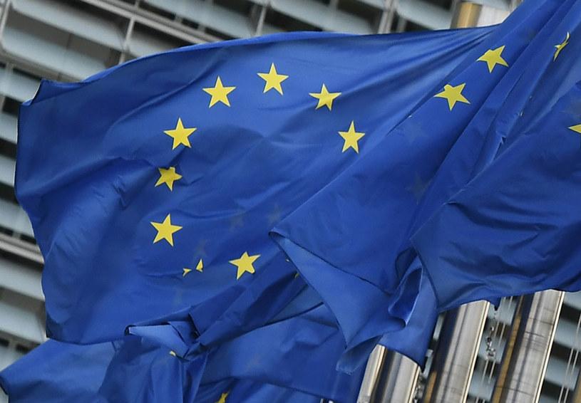 Eurobarometr: Wśród Europejczyków rośnie zaufanie do UE /EMMANUEL DUNAND /AFP