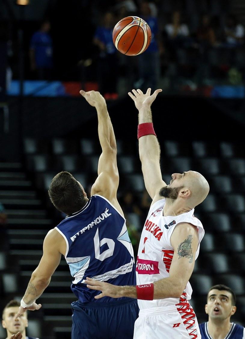 Eurobasket 2015 /Sebastian Nogier /PAP/EPA