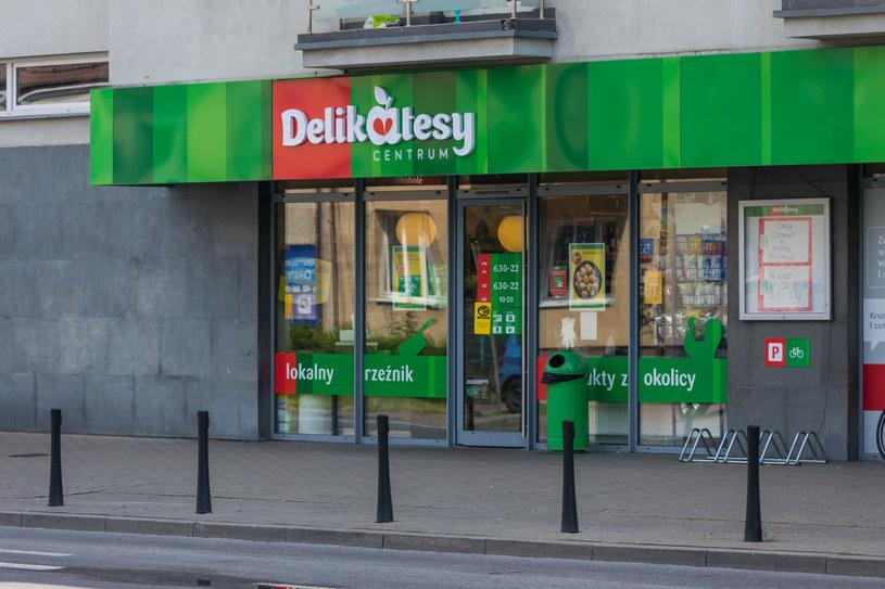 Eurocash zamknie 59 sklepów sieci Delikatesy Centrum /Arkadiusz Ziółek /East News