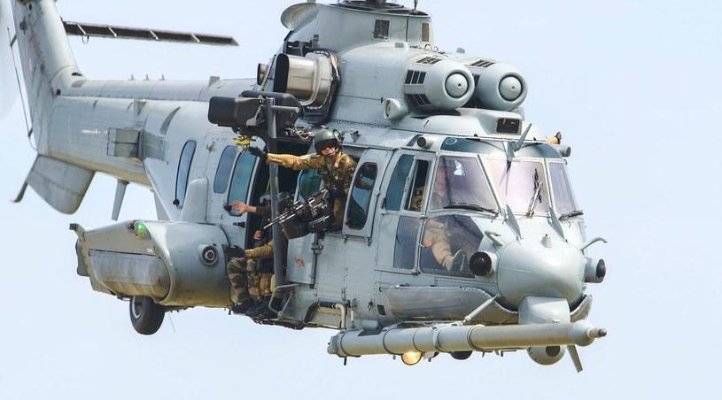 Eurocopter Caracal - przetarg na ten śmigłowiec został unieważniony. Czy Caracal wystartuje ponownie? /Airbus /INTERIA.PL/materiały prasowe