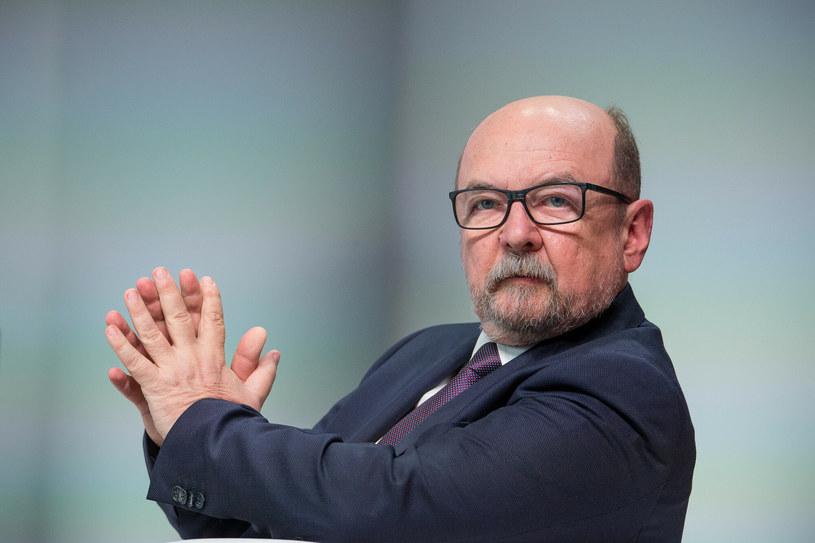Eurodeputowany Ryszard Legutko (PiS) /Michał Woźniak /East News