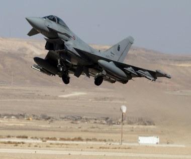 Eurofighter Typhoon ma poważną wadę fabryczną