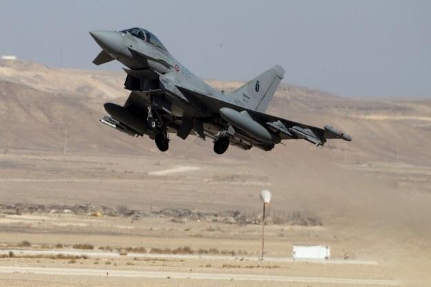 Eurofighter Typhoon /AFP