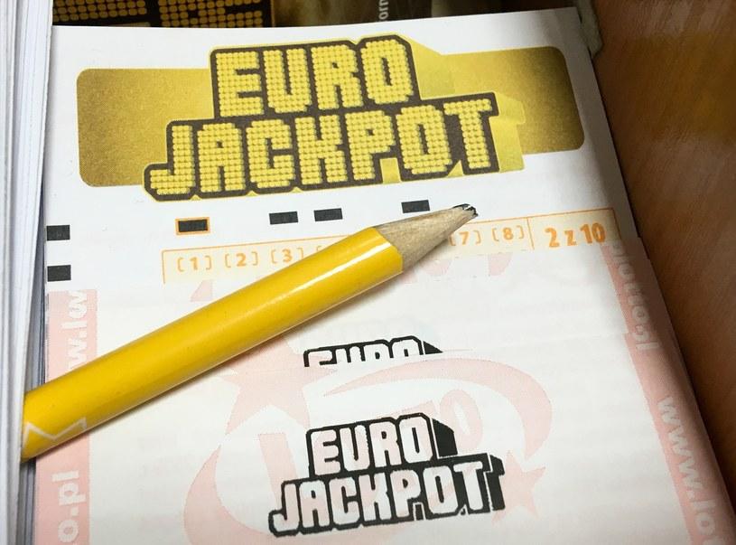 Eurojackpot, zdjęcie ilustracyjne /Piotr Kamionka /Reporter