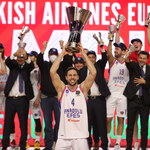 Euroliga koszykarzy. Anadolu Efes z pierwszym trofeum