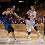 Euroliga koszykarzy. Mateusz Ponitka czołowym graczem w przegranym meczu z Barceloną