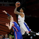 Euroliga koszykarzy: triumf CSKA Moskwa