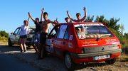 Europ Raid: Francuski Złombol odwiedził Polskę