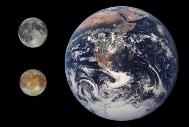 Europa, Enceladus i Ziemia - czy mają więcej wspólnego niż sądziliśmy? /materiały prasowe