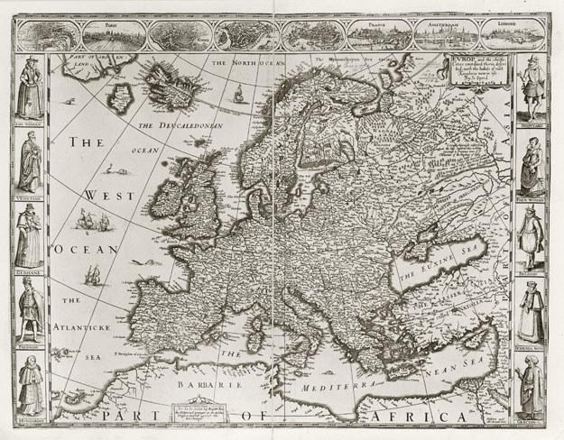 Europa Środkowa od zawsze miała wiele do zaoferowania Zachodowi /Getty Images