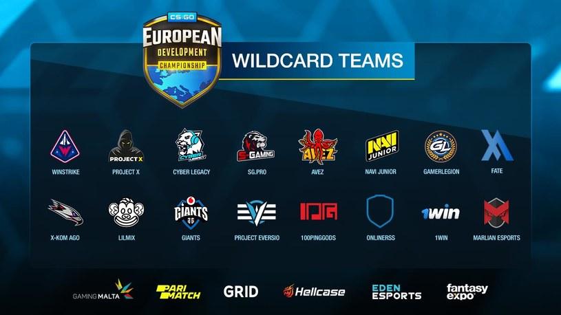 European Development Championship /materiały prasowe