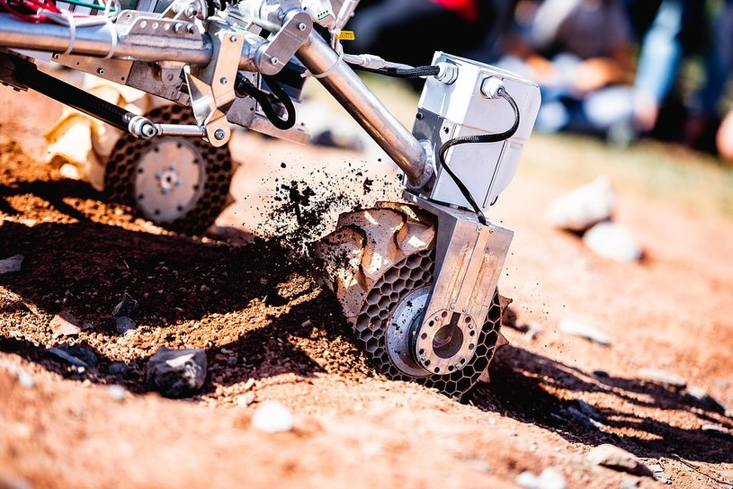 European Rover Challenge /materiały prasowe