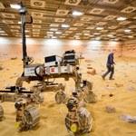 Europejska Agencja Kosmiczna zaprezentowała marsjański łazik