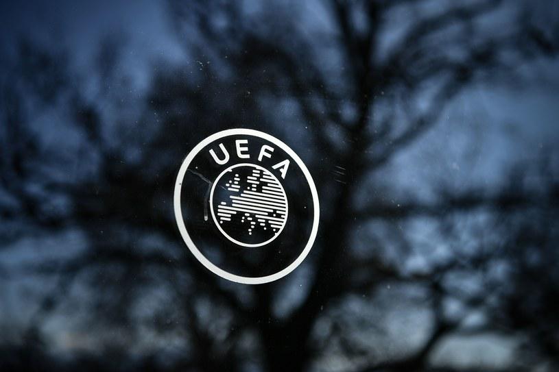 Europejska Unia Piłkarska /AFP