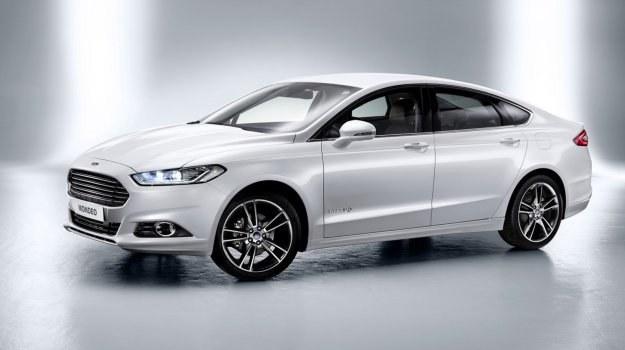 Europejska wersja nowego Forda Mondeo /Ford