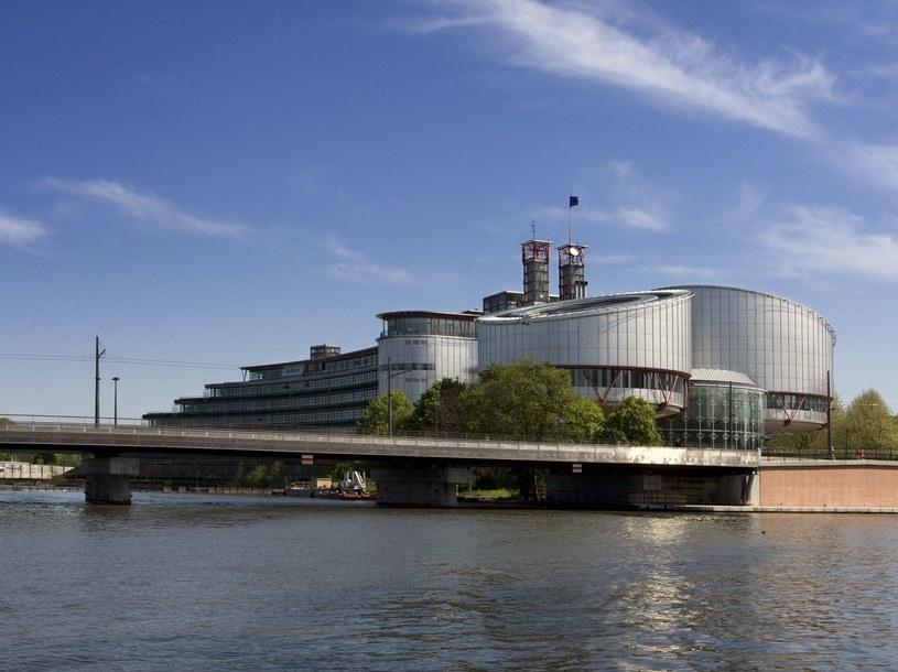 Europejski Trybunał Praw Człowieka w Strasburgu /123RF/PICSEL