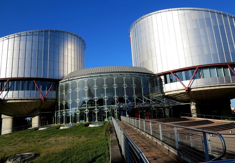 Europejski Trybunał Praw Człowieka /Fot. Leon Stankiewicz/REPORTER /East News