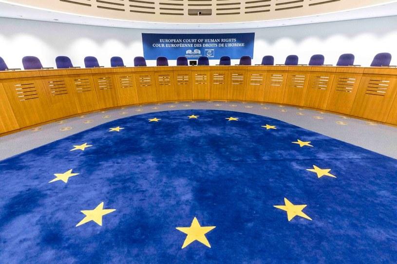 Europejski Trybunał Praw Człowieka /Andia /Getty Images