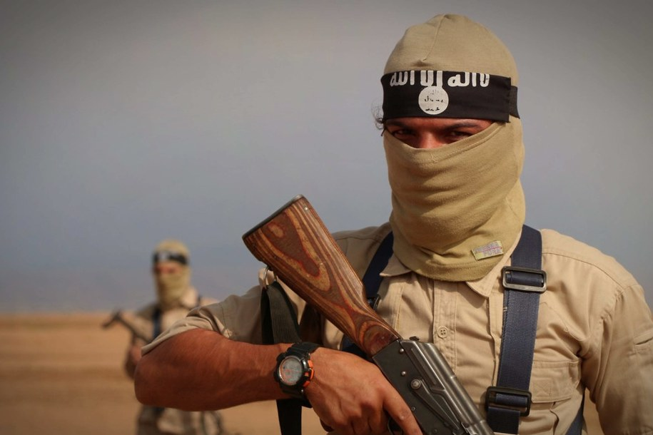 Europol ostrzega: W Europie są dziesiątki bojowników ISIS (zdjęcie wykonane na terenie Iraku w 2015 roku) /Balkis Press/Abaca /PAP