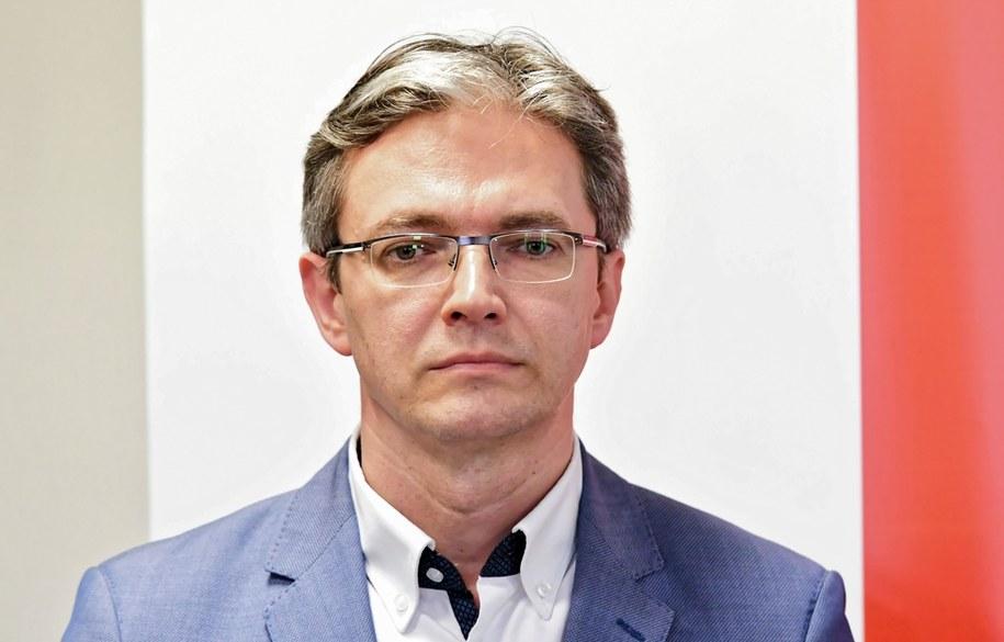Europoseł Adam Jarubas / Piotr Polak    /PAP