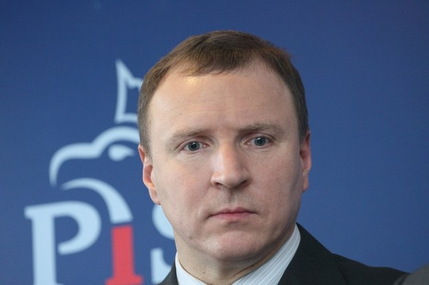 Europoseł Jacek Kurski /fot. Michał Fludra /Reporter