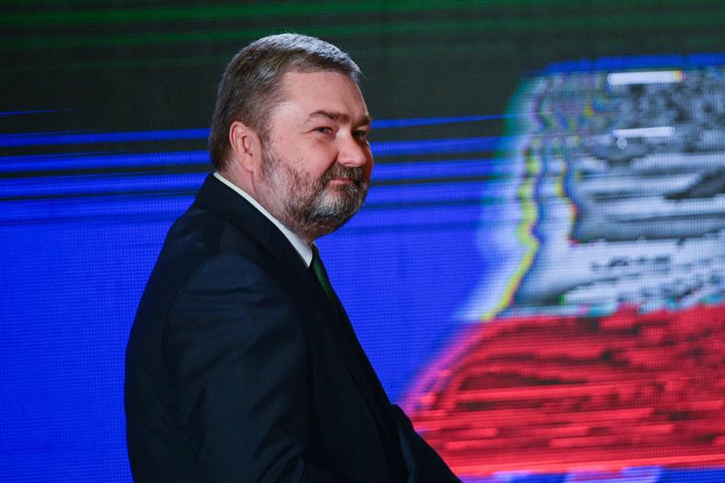 Europoseł Karol Karski /Pawel Polecki/REPORTER /Reporter
