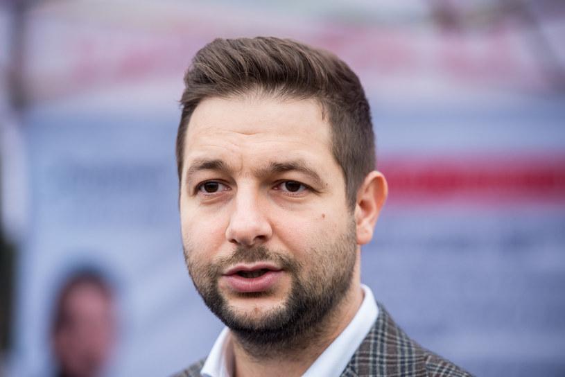 Europoseł Patryk Jaki /Lukasz Piecyk/REPORTER /Reporter